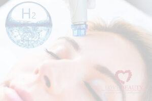 oczyszczanie wodorowe twarzy hydrogenium